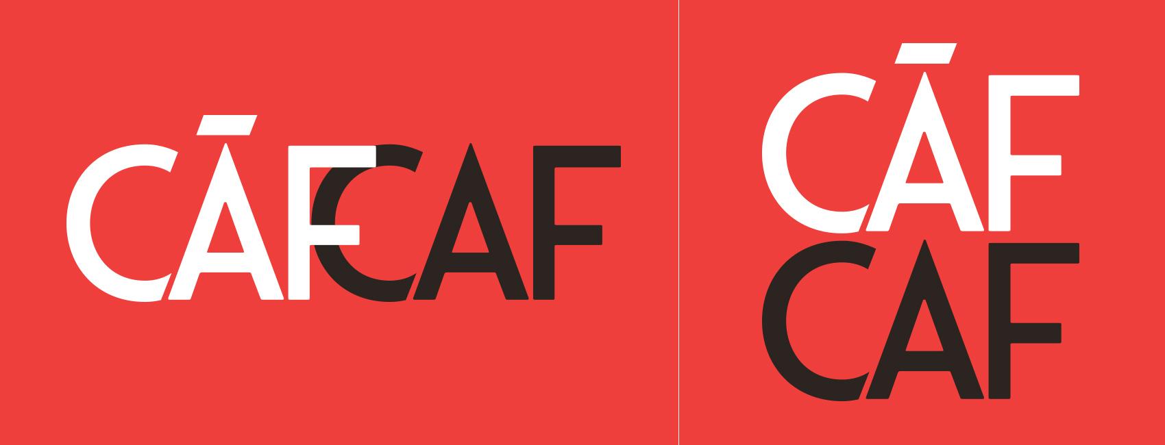 CafCaf-Logos