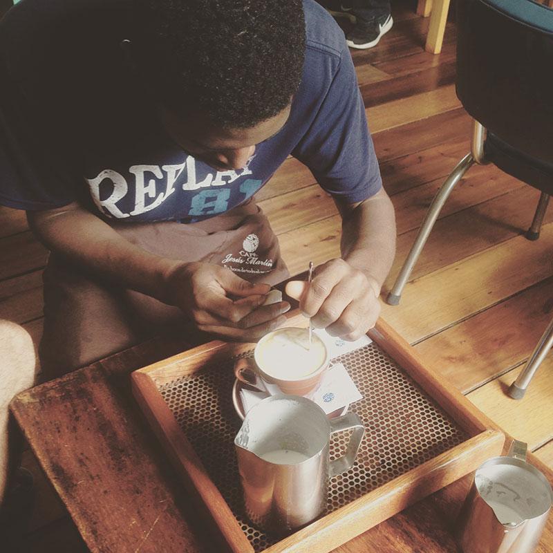 Kolumbienreise, Kolumbien Reisebericht über kolumbianischen Kaffee. CafCaf.de – Kaffee & Blog, Kaffeeblog
