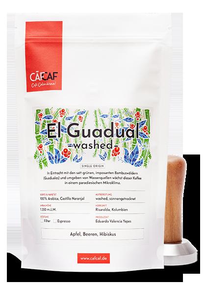 Kolubianischer Espresso El Guadual