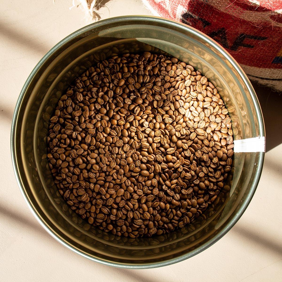 Der CafCaf Bürokaffee
