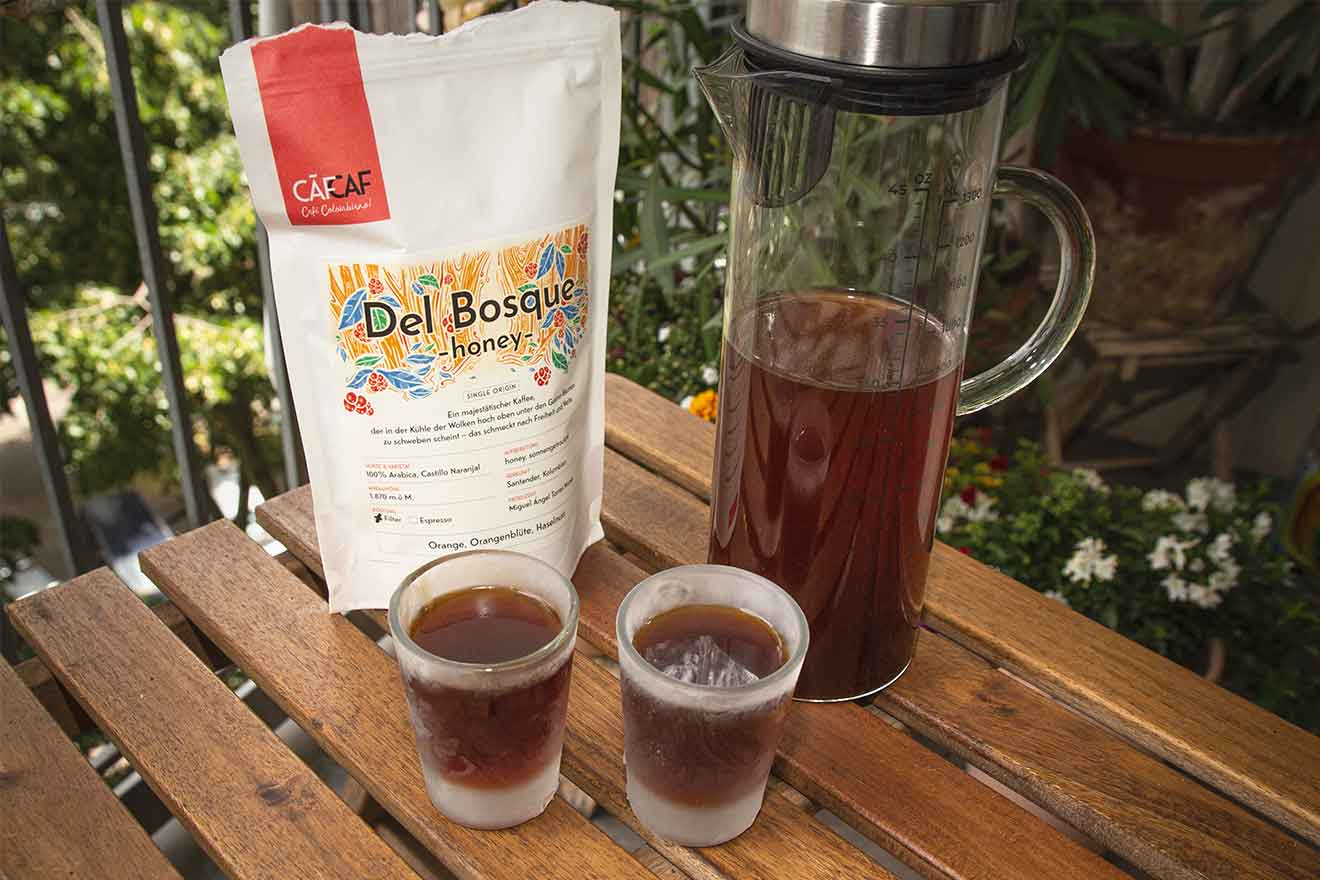 Guide: Cold Brew Kaffee einfach selber machen: Die Zubereitung