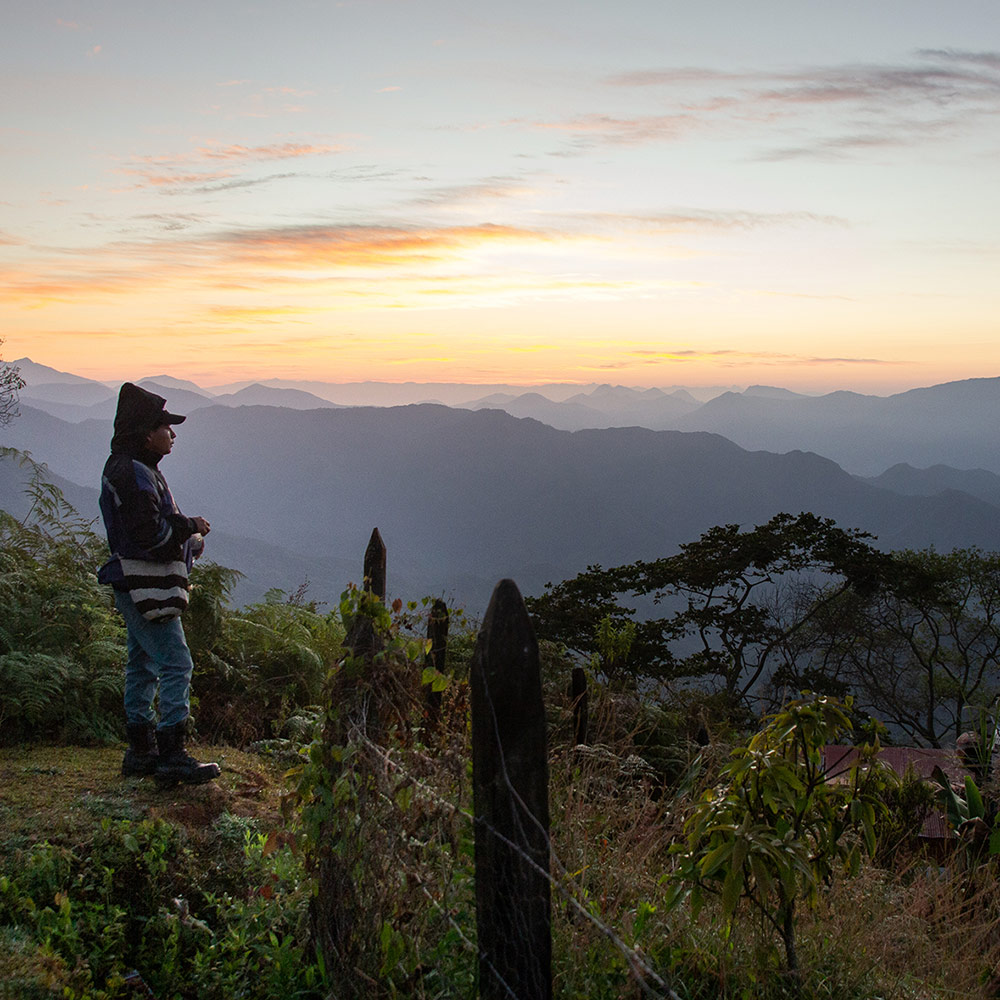 The Arhuaco, Ureinwohner Kolumbiens. CafCaf.de – Kaffee & Blog, Kaffeeblog