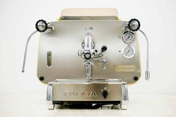 Eine Kaffee-Legende: <br>Die Faema E61