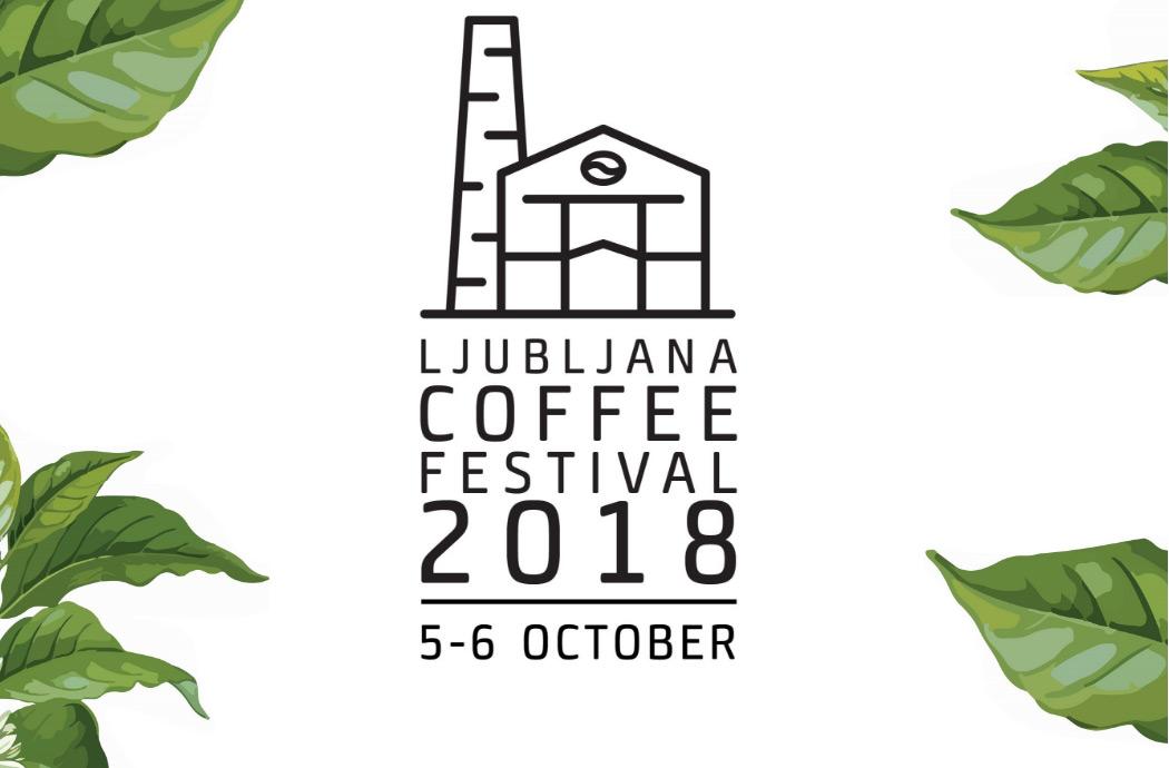 Ljubljana Coffee Festial 2018. Der Kaffeekalender, Messen & Events. CafCaf – Kaffee & Blog, Kaffeeblog