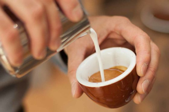 Die Latte-Art Trends im Frühling