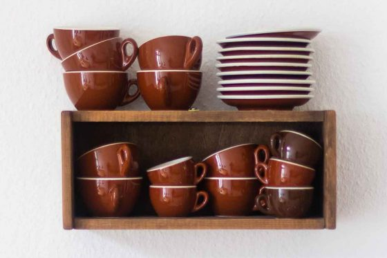Your coffee corner. <br>Deine Kaffee-Ecke.