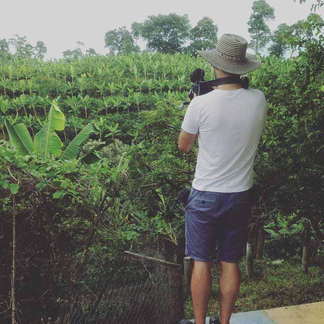 Kolumbien: Eine Kaffeereise, Kaffeeshop. CafCaf.de – Kaffee & Blog, Kaffeeblog