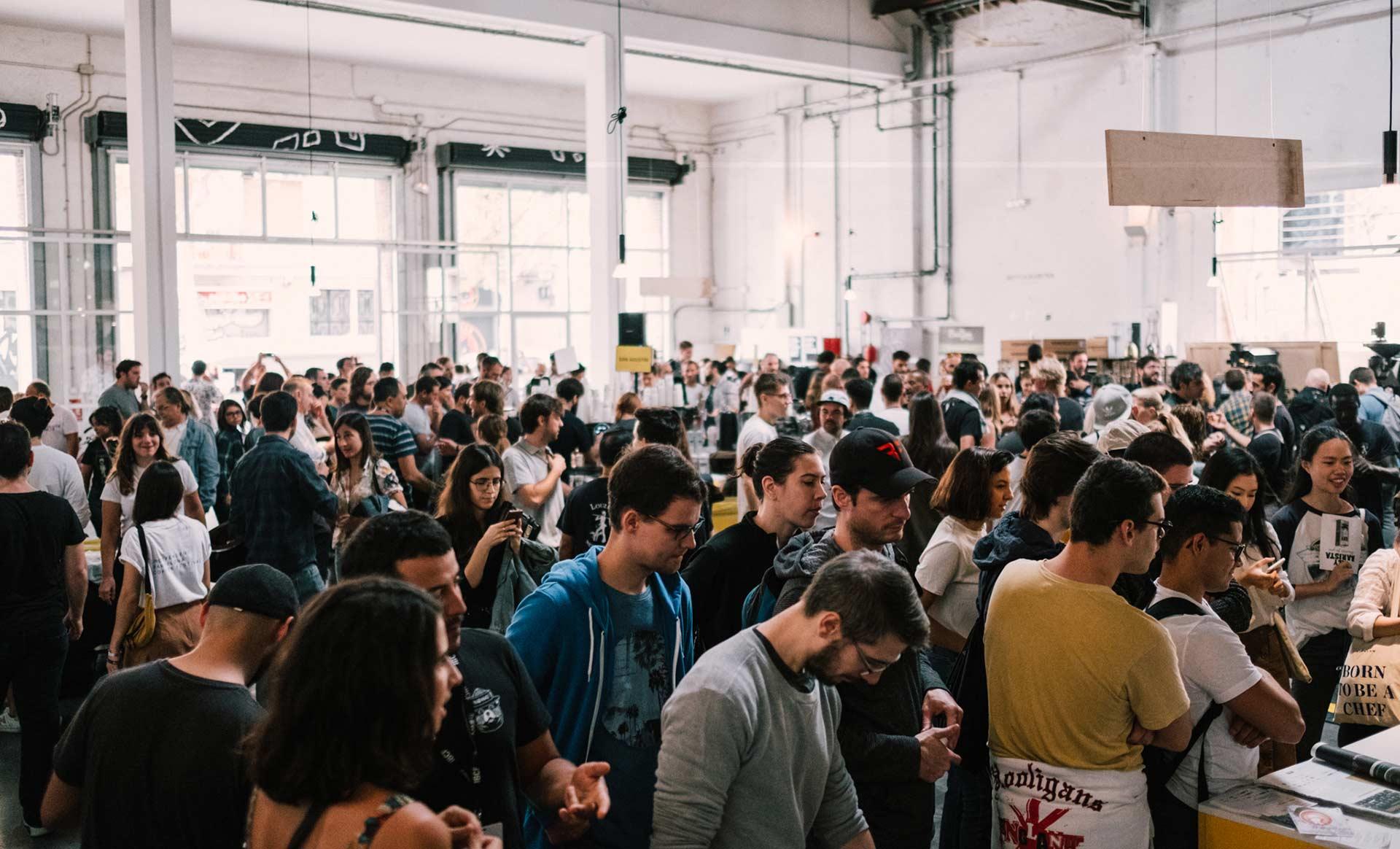 Kaffee-Events, Festival und Kalender: IBCF 2019, Independent Barcelona Coffee Festival. CafCaf – Kaffee & Blog, Kaffeeblog