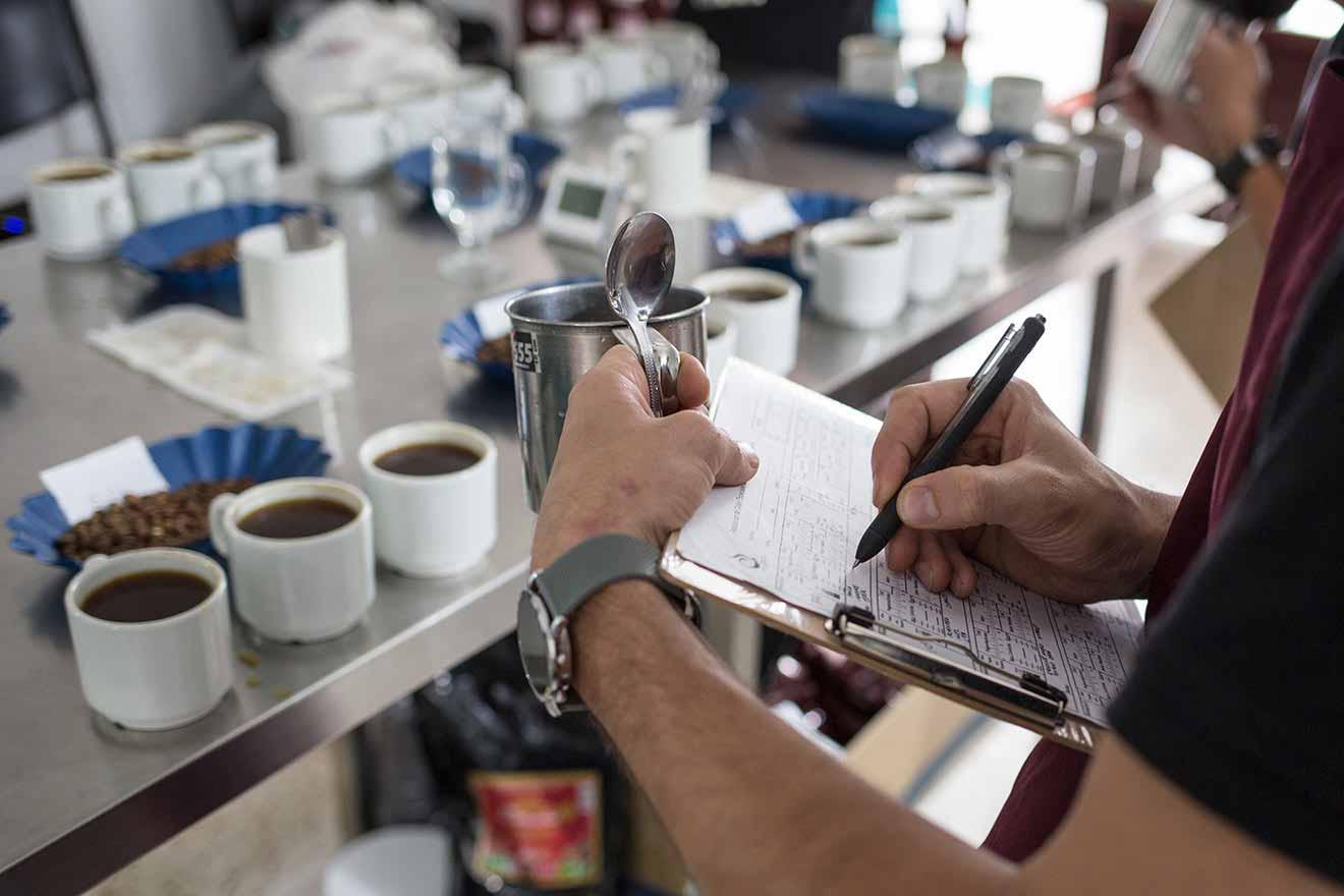Mission Kaffeequalität