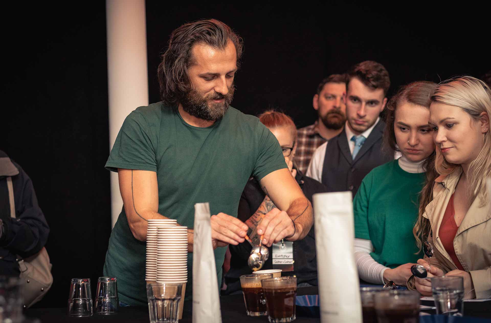 Kaffee-Events, Festival und Kalender: Edinburgh Coffee Festival. CafCaf – Kaffee & Blog, Kaffeeblog