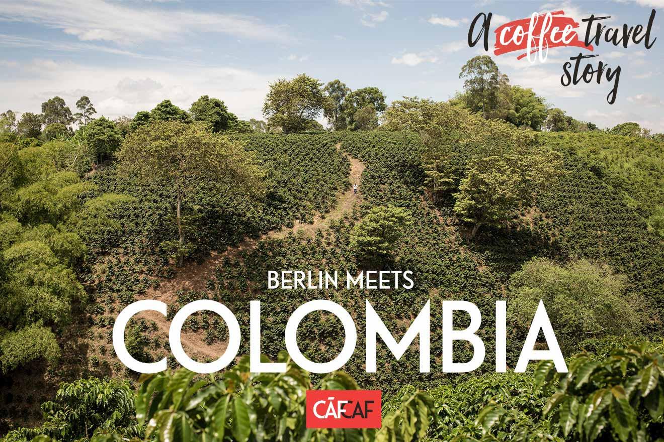 Kolumbien Dokumentarfilm: Eine Kaffeereise. CafCaf.de – Kaffee & Blog, Kaffeeblog