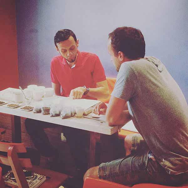 Kolumbien Kaffee Dokumentarfilm: Berlin meets Colombia. CafCaf.de – Kaffee & Blog, Kaffeeblog
