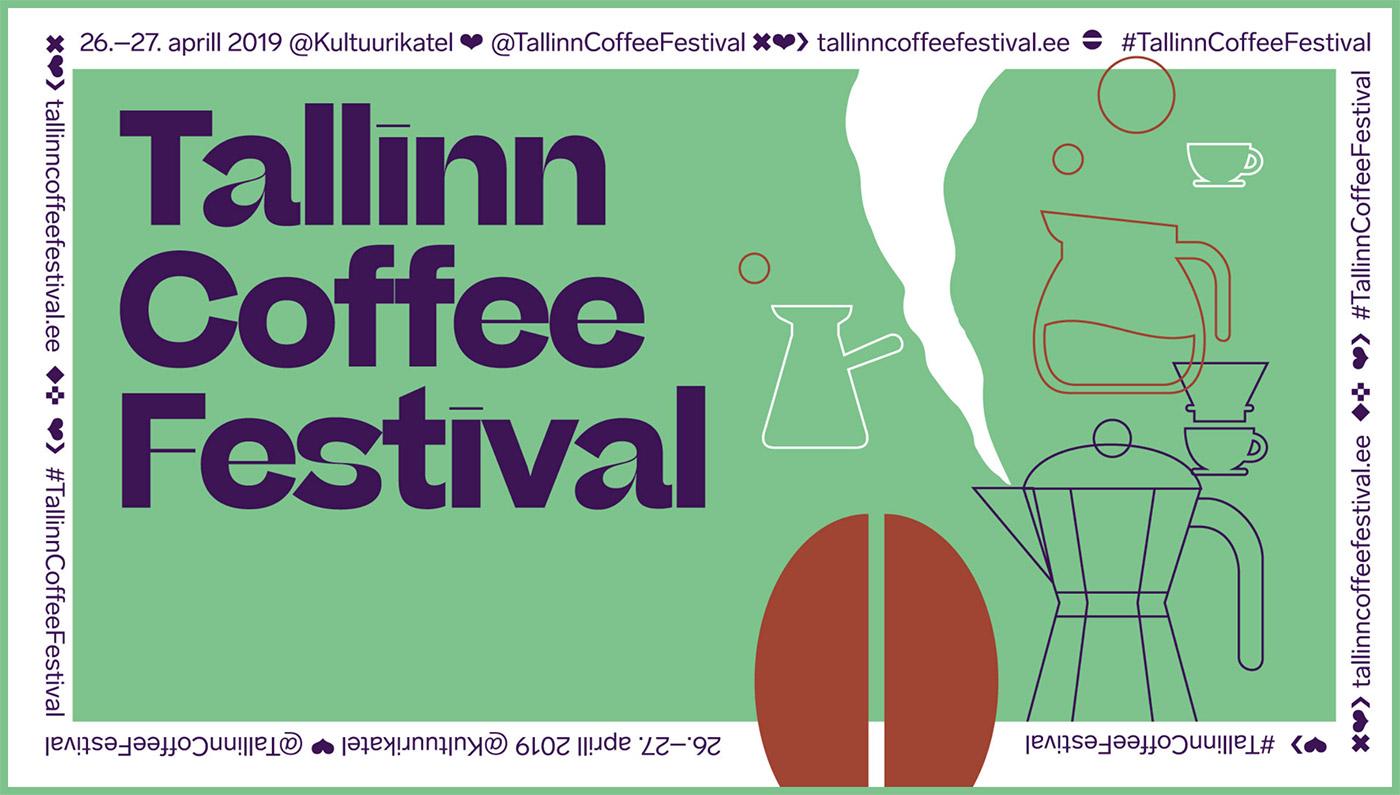 Kaffee-Events, Festival und Kalender: Tallinn Coffee Festival. CafCaf – Kaffee & Blog, Kaffeeblog