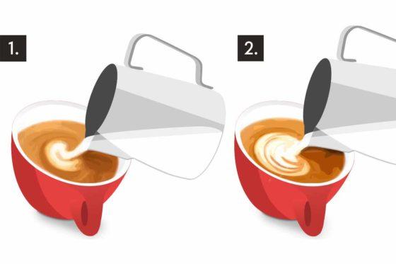 Tutorial: Latte Art –<br>wie funktioniert das eigentlich?