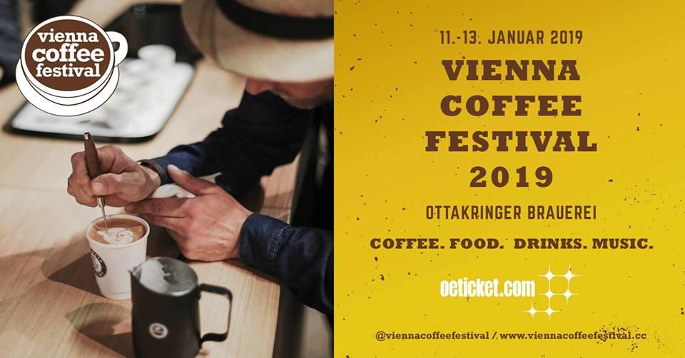 Kaffee-Events, Festival und Kalender: Vienna Coffee Festival. CafCaf – Kaffee & Blog, Kaffeeblog