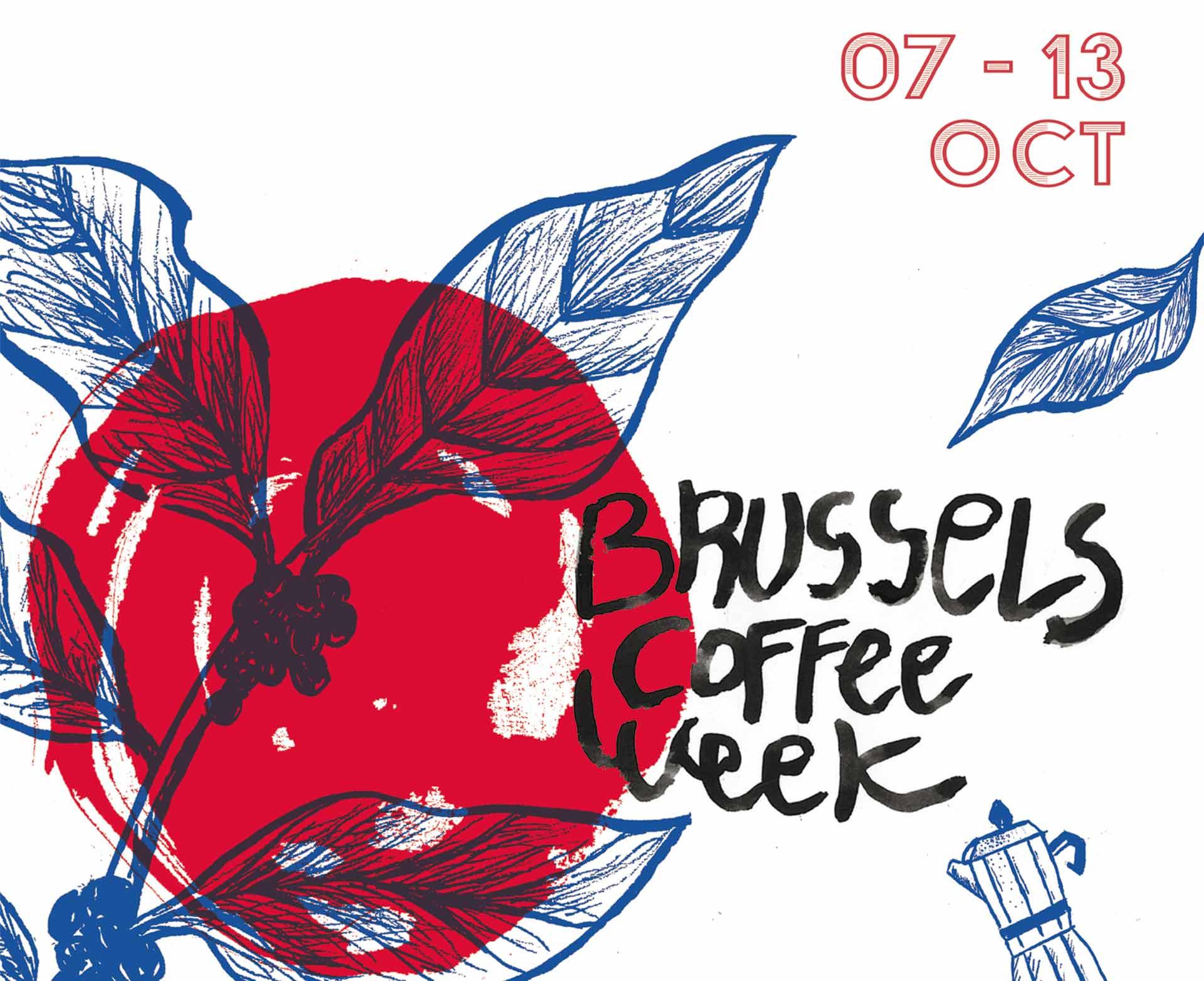Kaffee-Events, Festival und Kalender: Brussels Coffee Week. CafCaf – Kaffee & Blog, Kaffeeblog