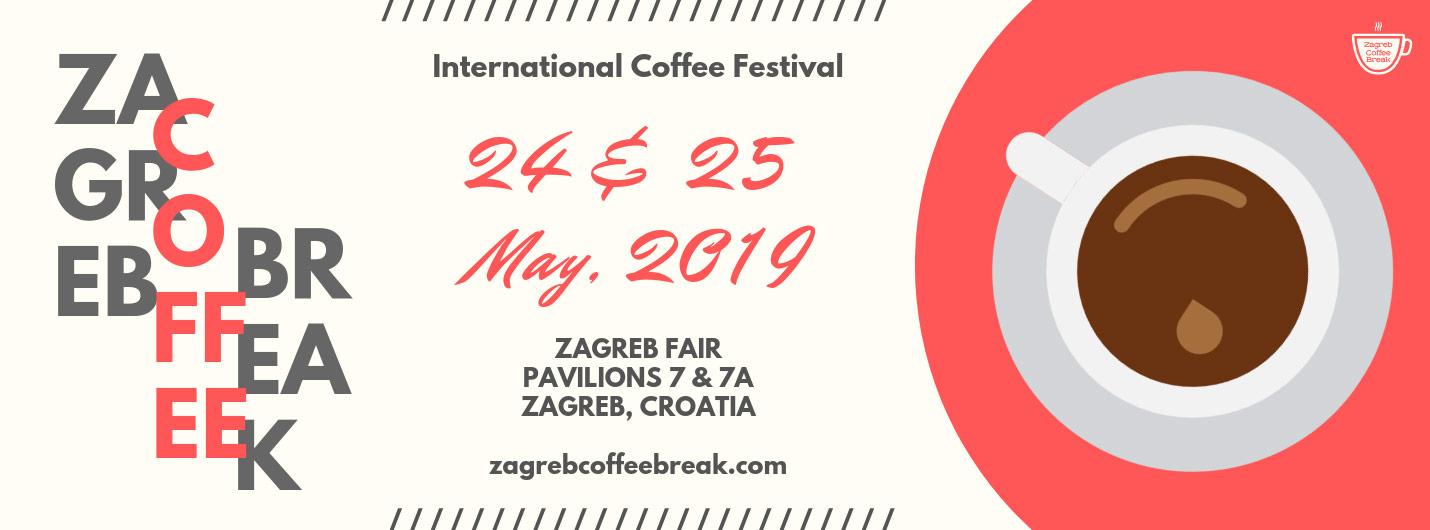 CafCaf der Kaffeekalender, Events: Zagreb Barista Showdown, Coffee Break 2019