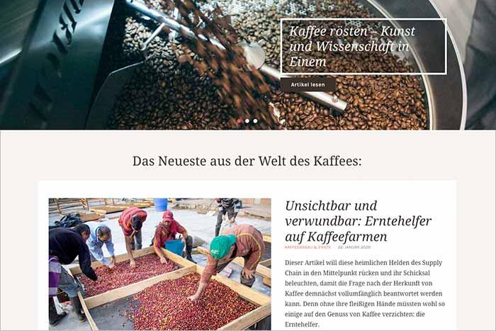 Unser deutscher Kaffeeblog