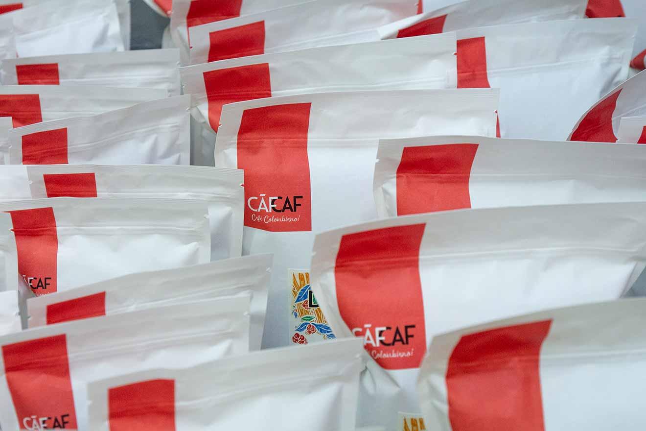Gründonnerstag war CafCaf Shop-Tag