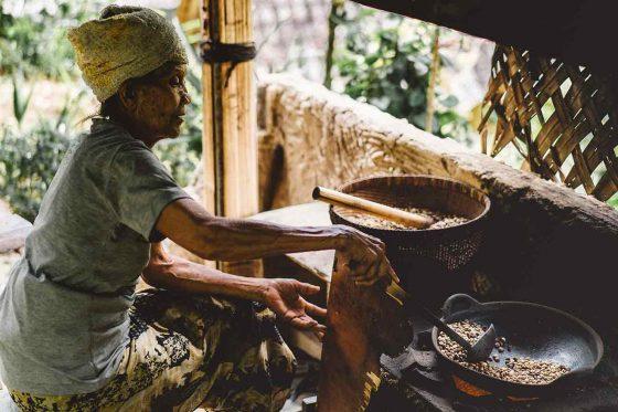 Die Geschichte des Kaffeeröstens