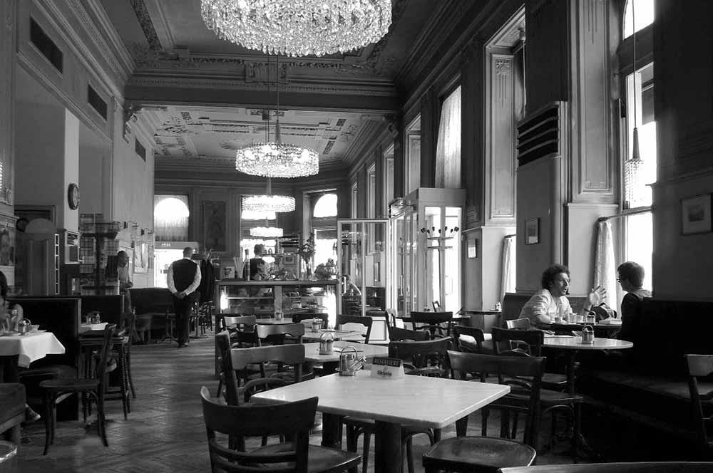 Wien und der Kaffee. Die Wiener Kaffeekultur. CafCaf.de – Kaffee & Blog, Kaffeeblog