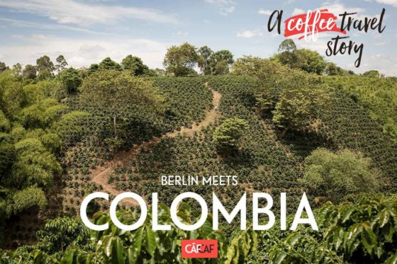 Kaffee-Dokumentarfilm: Berlin meets Colombia