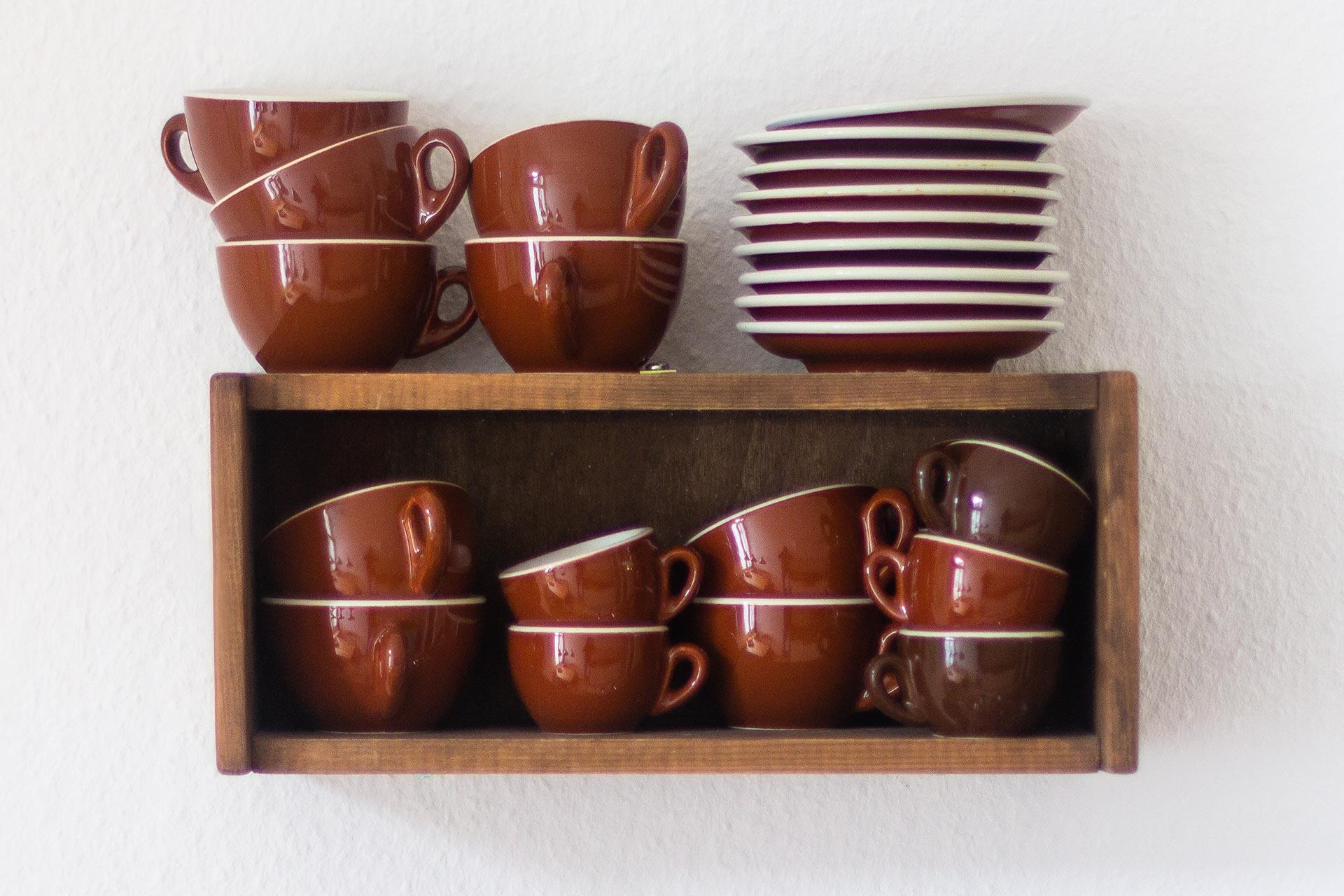 Your coffee corner. Deine Kaffee-Ecke.