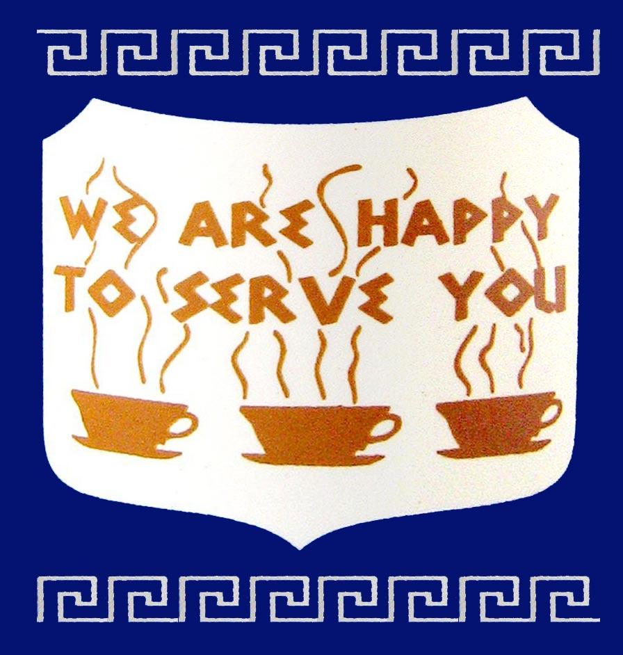 CafCaf Kaffee Blog, Kaffeeblog: WE ARE HAPPY TO SERVE YOU