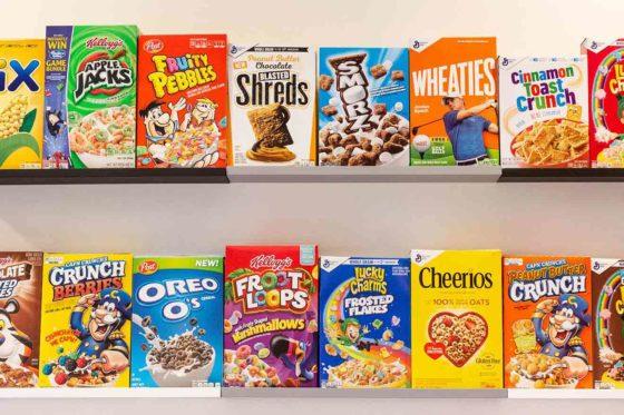 Cereales y café (ESP)