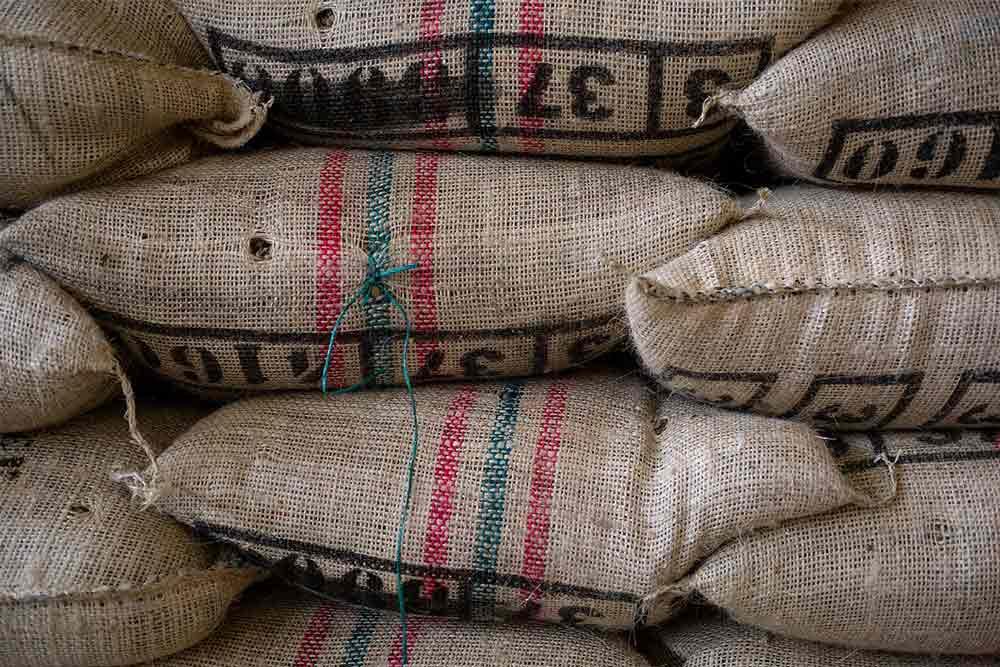 Kaffee exportieren (DE)