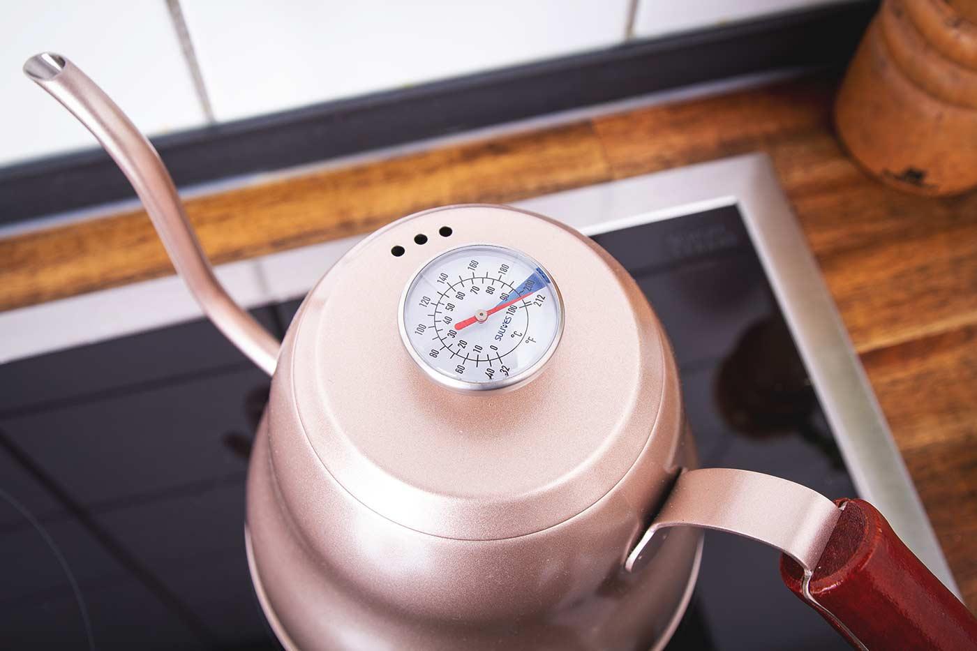 Schritt 1: Wasser kochen