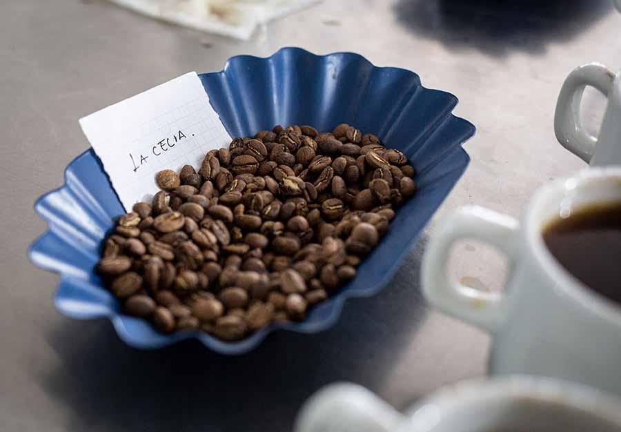 Kaffee Blends, die Kaffeemischung. CafCaf.de – Kaffee & Blog, Kaffeeblog