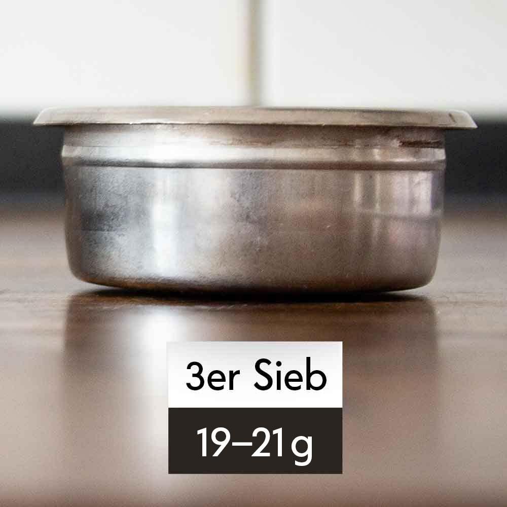 Einersiebe, Zweiersiebe, Dreiersiebe. CafCaf.de – Kaffee & Blog, Kaffeeblog