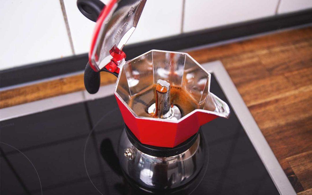 Guide: Kaffee kochen in der Espressokanne