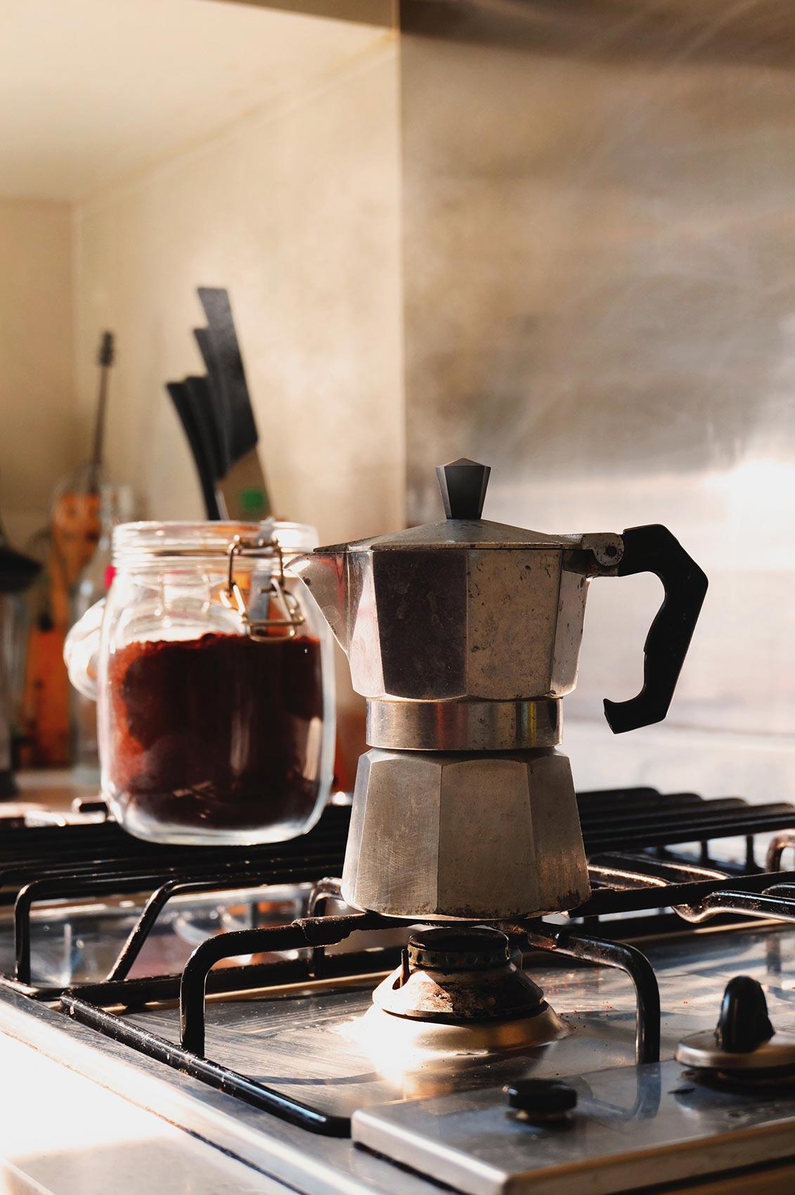 CafCaf Kaffee Blog, Kaffeeblog: Mokka / Bialetti zu Hause