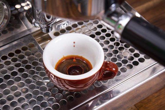 Kaffee-Extrahierung