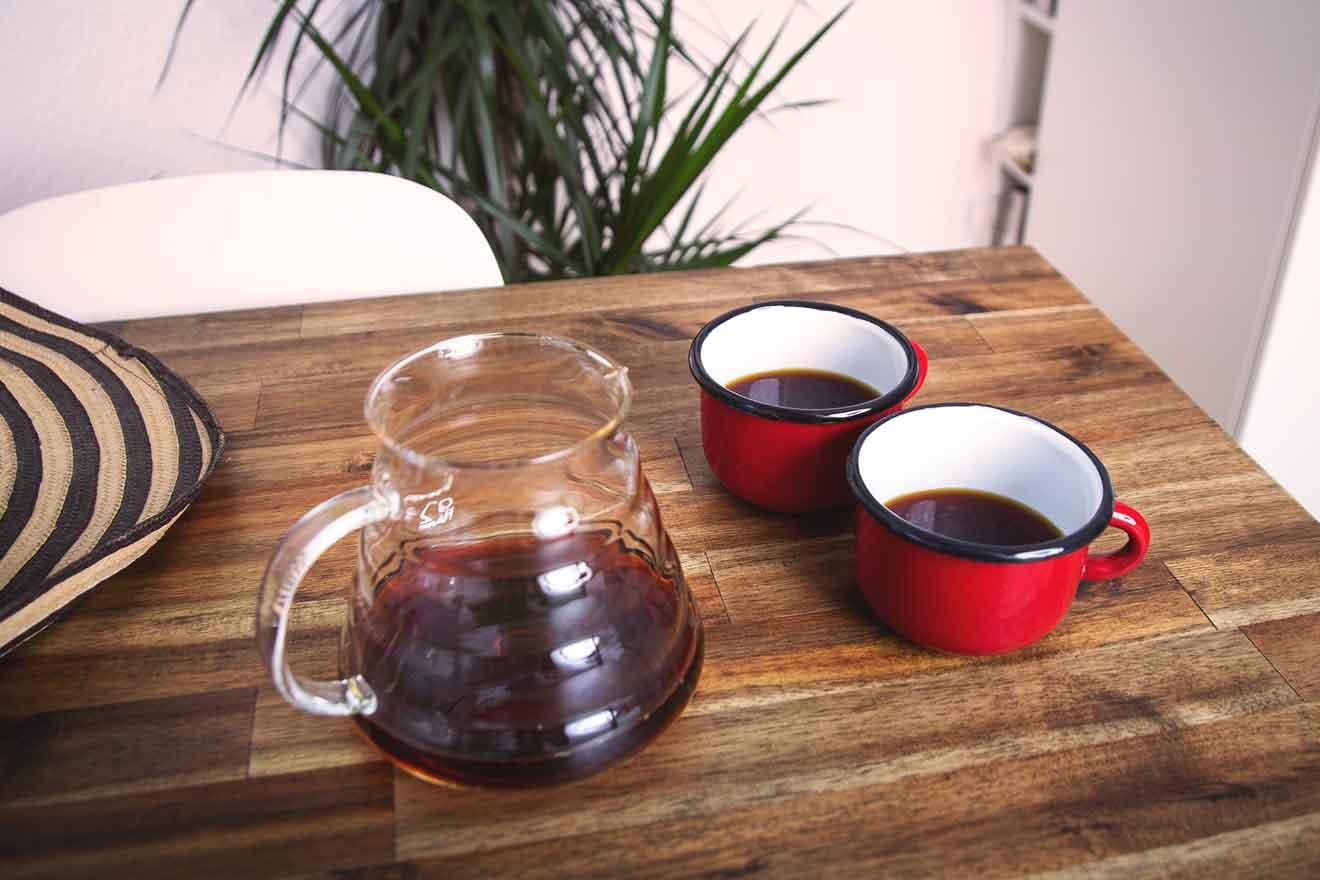 Guide: Kaffeezubereitung mit dem Hario V60 Handfilter