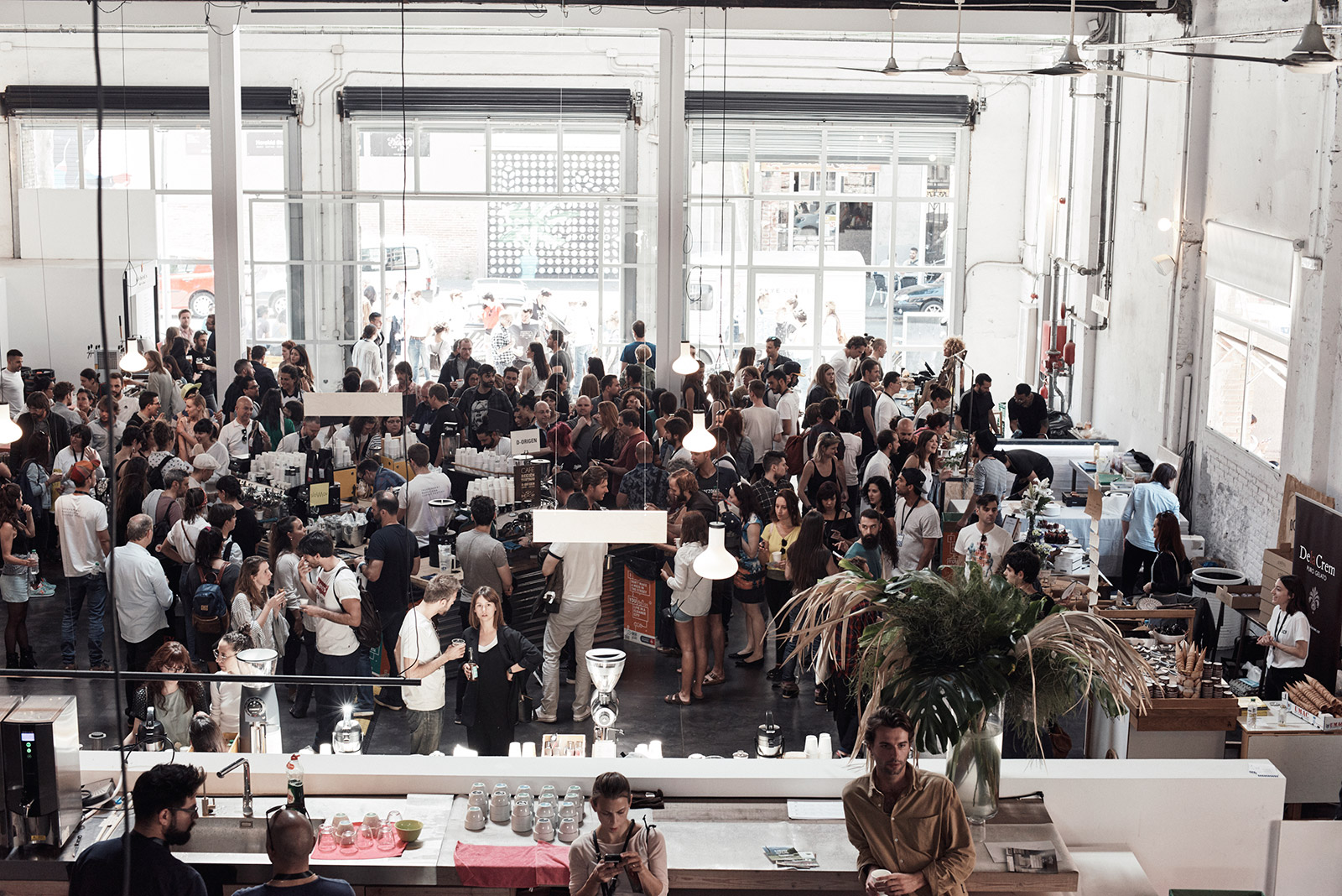 IBCF, independend-barcelona-coffee-festial