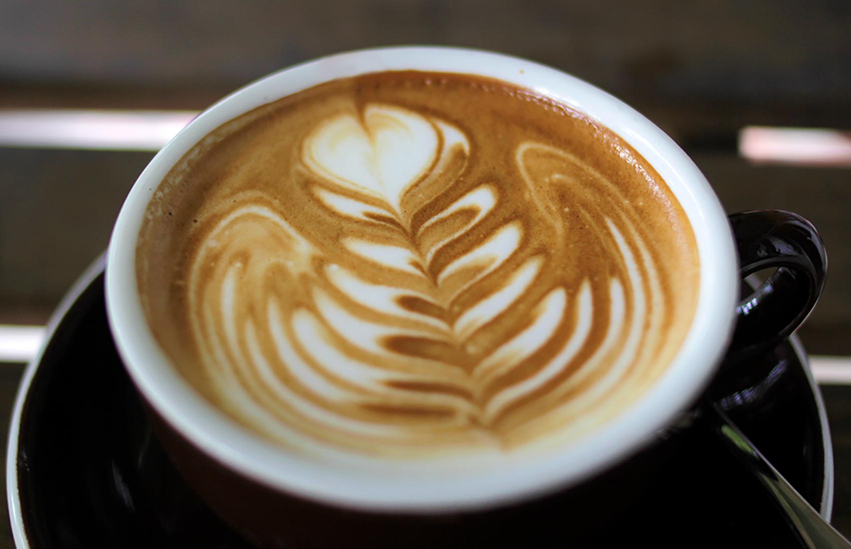 CafCaf Kaffee Blog, Kaffeeblog: Cappucino mit richtig geschäumter Milch