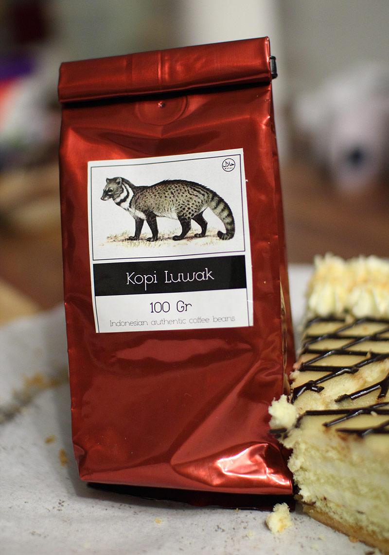 CafCaf Kaffee Blog, Kaffeeblog: Kopi Luwak