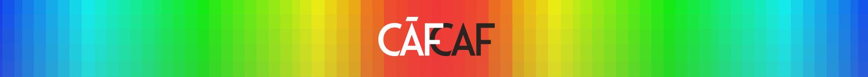 CafCaf Logo -Regenbogen