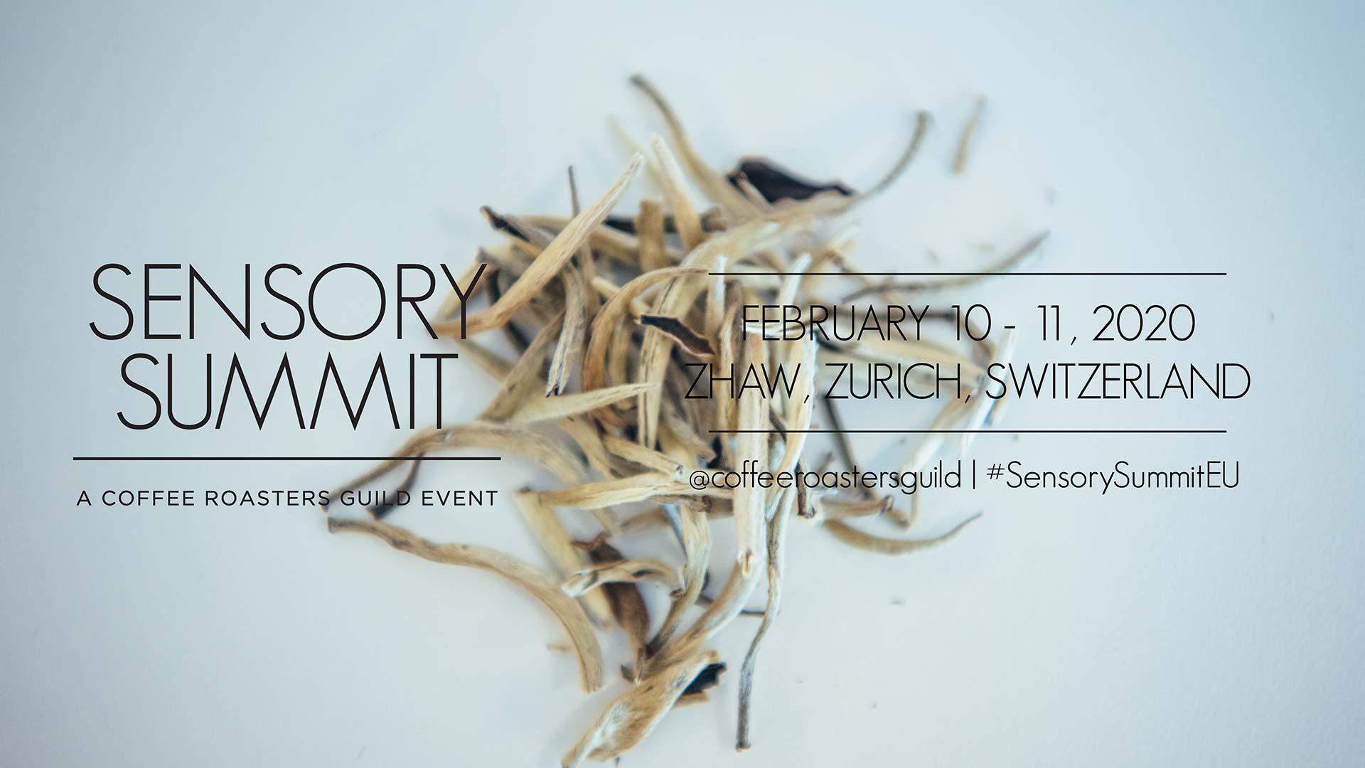 Sensory Summit 2020 Zürich, Switzerland