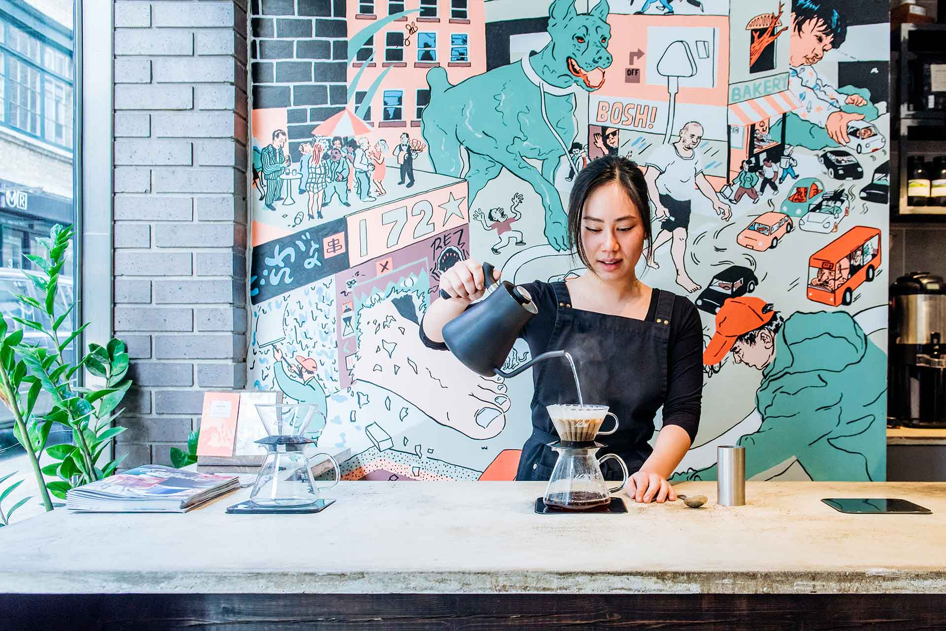 Kaffee-Events, Festival und Kalender: The London Coffee Festival 2020. CafCaf – Kaffee & Blog, Kaffeeblog